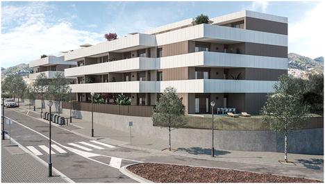 SMDos otorga el Sello Spatium® by SMDos en fase diseño a todas las promociones de Neinor Homes en Cataluña