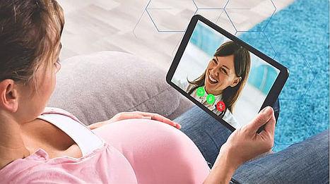 NEORIS aporta tranquilidad a los futuros padres con una solución de atención personalizada para el embarazo