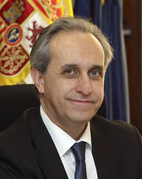 Ángel Luis Arias, Dtor. Gral. De Aviación Civíl