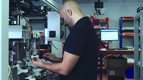 La impresión 3D permite fabricar piezas de uso final para máquinas de laboratorios