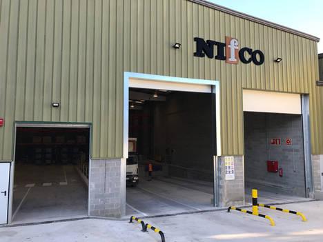 NIFCO inaugura un nuevo almacén de 2.900m2 en Rubí que permitirá ampliar el suelo productivo de la planta de Terrassa