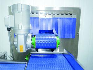 'Libro Blanco' de NORD: protección anticorrosión para cargas elevadas