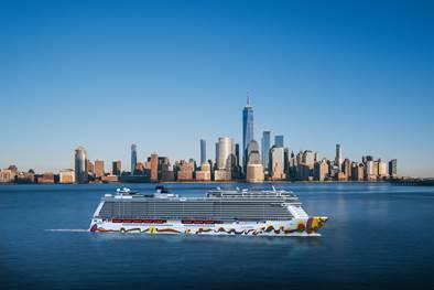 Norwegian Cruise Line anuncia los itinerarios para el verano de 2020