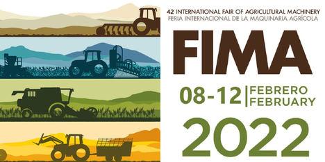 FIMA 2022, del 8 al 12 de febrero, inicia su estrategia para reunir nuevamente a los profesionales del sector agrícola