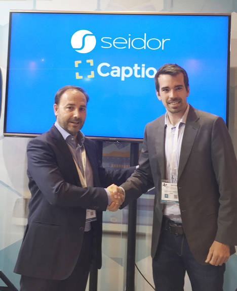 Captio y Seidor se alían para expandir la implantación de la solución líder en la gestión de gastos de viajes