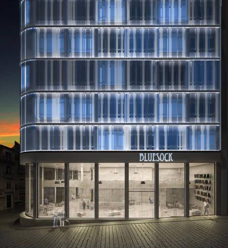Bluesock Hostels aterriza en Madrid y Lisboa