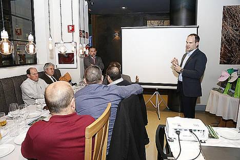 Izki Golf presenta en Madrid sus propuestas de golf y ocio