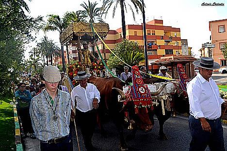 La romería, gran apuesta de turismo de Los Barrios (Cádiz) en 2017