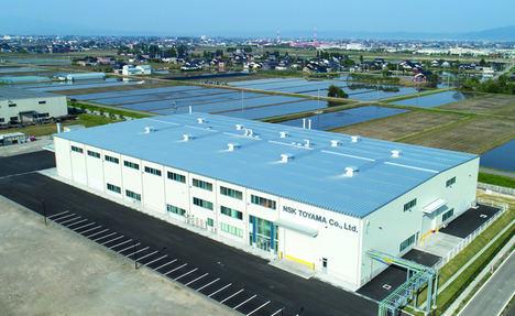 La nueva planta de tratamiento térmico de NSK protege las cadenas de suministro