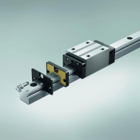 La unidad de lubricación NSK K1-L para guías lineales, que es intercambiable con su predecesora K1, proporciona una lubricación duradera.