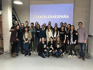 Nace Acelera España, un movimiento para resetear el perfil de los profesionales y acelerar el desarrollo tecnológico del país