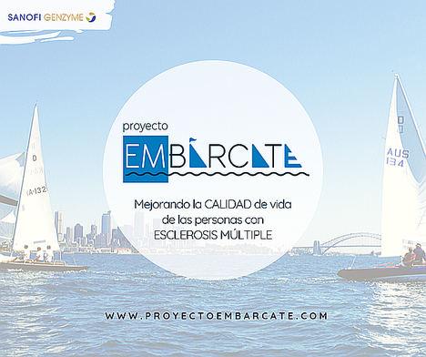 Nace EMbárcate, proyecto de Sanofi Genzyme para potenciar iniciativas que mejoren la calidad de vida de las personas con esclerosis múltiple