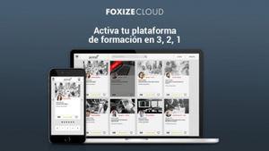Nace Foxize Cloud: la nueva plataforma de formación