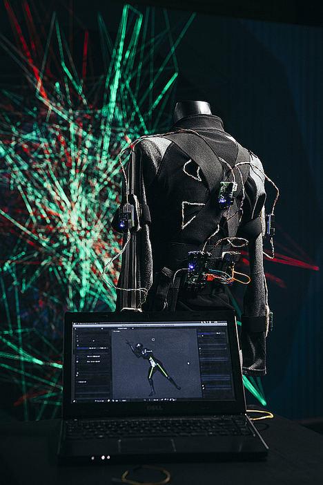 Nace el traje más económico del mercado para transformar los movimientos humanos en 3D