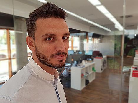 Nacho Larriba- Experto en Transformación Digital de Apache