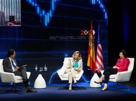 """El Foro España-Estados Unidos destaca la importancia del multilateralismo """"para sufragar las carencias de las naciones más necesitadas"""""""