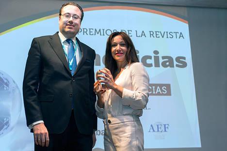 Nails Factory, premiada en el Congreso Franquicia Futura de Banco Sabadell, por su labor en RSC