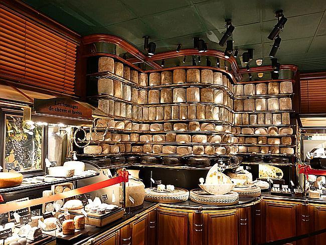 El mejor buffet de Europa al mejor precio: Les Grands Buffet