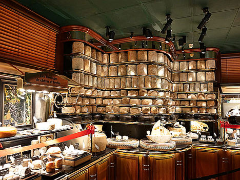 Narbona Capital mundial del Queso con Les Grands Buffets