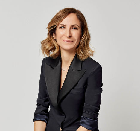 Natalia Gamero del Castillo, Managing Director de Europa en Condé Nast.