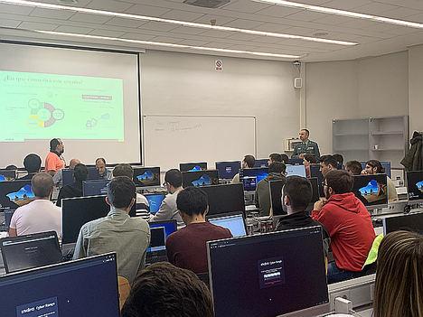 La solución CyberRange de Indra entrena a 2.000 universitarios en la mayor cibercompetición de España