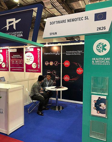 """Nemotec participa en el programa de la Unión Europea """"EU Gateway to Asia"""""""