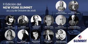 New York Summit se presenta como el evento más relevante del año en habla hispana en la ciudad de New York