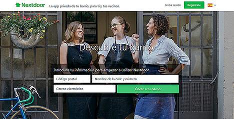 Nextdoor consigue 123 millones de dólares para continuar con su rápido crecimiento y expansión internacional