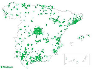 A los españoles les encanta conocer a sus vecinos: más de 1.800 barrios se han unido a la app Nextdoor en solo 4 meses desde su lanzamiento