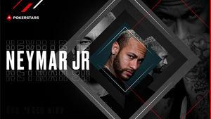 La leyenda del fútbol, Neymar Jr., se une a PokerStars