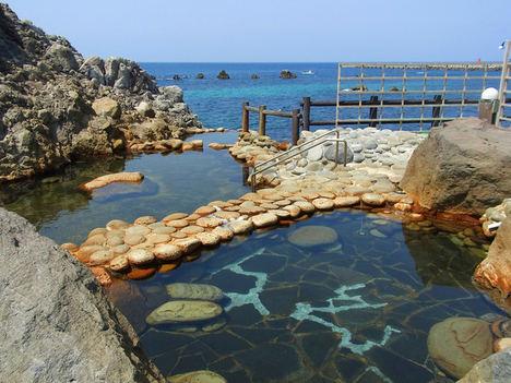 Gastronomía y arte en las islas Niijima y Shikinejima