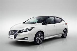 Nuevo Nissan Leaf, el vehículo del futuro en el presente