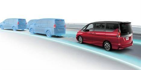 La tecnología ProPILOT del nuevo Nissan Serena