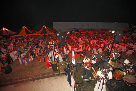 Noche templaria de Ponferrada, un compromiso con su historia y su leyenda
