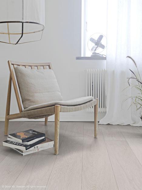 Bona propone renovar el suelo de madera con el estilo Nordic Shimmer