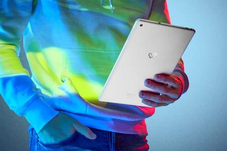 Nueva Energy Tablet 10'' Pro 4: toda una experiencia de sonido en un dispositivo con pantalla IPS Full HD