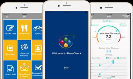 Nueva aplicación móvil para ayudar a vigilar la salud de los diabéticos