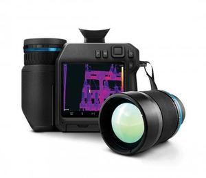 Nueva cámara térmica FLIR T860 de alto rendimiento optimiza las inspecciones industriales
