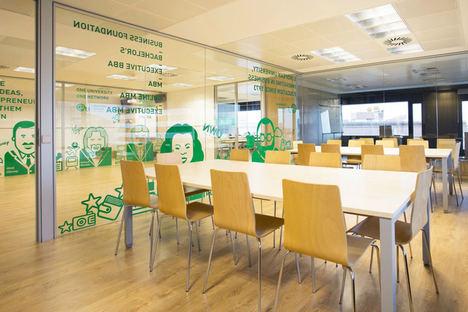 Nueva etapa de crecimiento para EU Business School con una inversión de 2 millones de euros