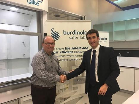 Nueva filial Burdinola Benelux