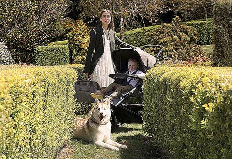 Nueva gama de carritos para bebé de la colección Luxury de Mountain Buggy