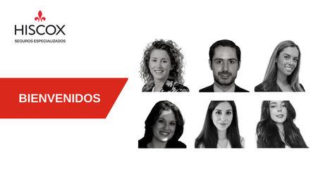 Arriba de izqda. a dcha.: Andrea Sirvent,  Jesús García-Blanco y Elvira García. Abajo de izqda. a dcha.: Begoña Varela, Elena Risueño y Raquel Alonso.