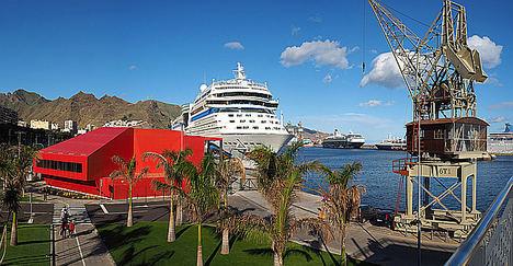 Carnival Corporation operará la Terminal de Cruceros de Santa Cruz de Tenerife en las Islas Canarias