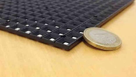 Nuevo Chip LED Arquimea FlyingScreen.