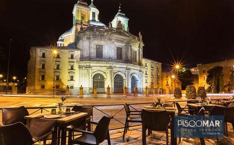 El restaurante Piscomar by Jhosef Arias se traslada a la zona de la Latina en Madrid