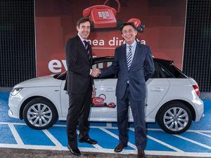 Línea Directa lanza un plan de movilidad único en España, con más de 1.000 Audi A1 prestados de forma gratuita a sus clientes