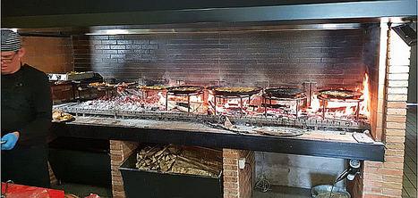Nuevo Restaurante 'El Caliu' en Castellar del Vallès