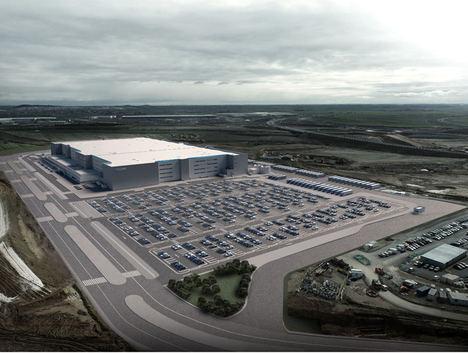 Amazon anuncia un nuevo centro logístico de más de 180.000 metros cuadrados en Illescas