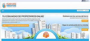NuevosVecinos.com introduce el concepto de Comunidad de Propietarios Virtual