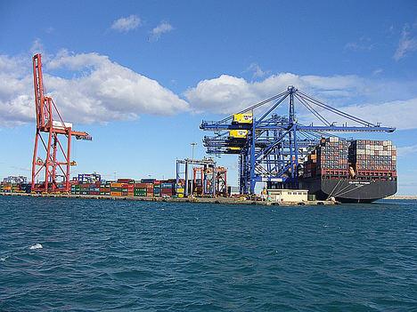 Grupo Moldtrans inicia un servicio de transporte marítimo con México